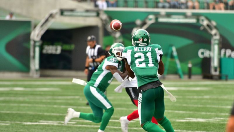 Riders turn 3 picks into 17 points in the 1st Quarter