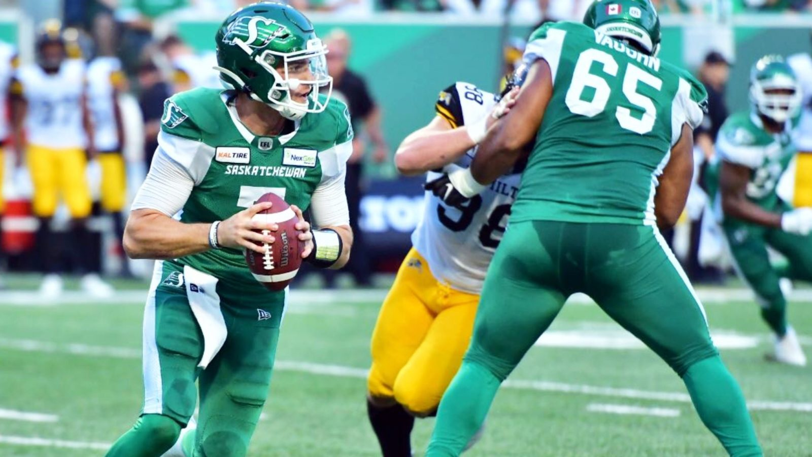 A year since a thrilling Week 8 in the CFL - CFL.ca
