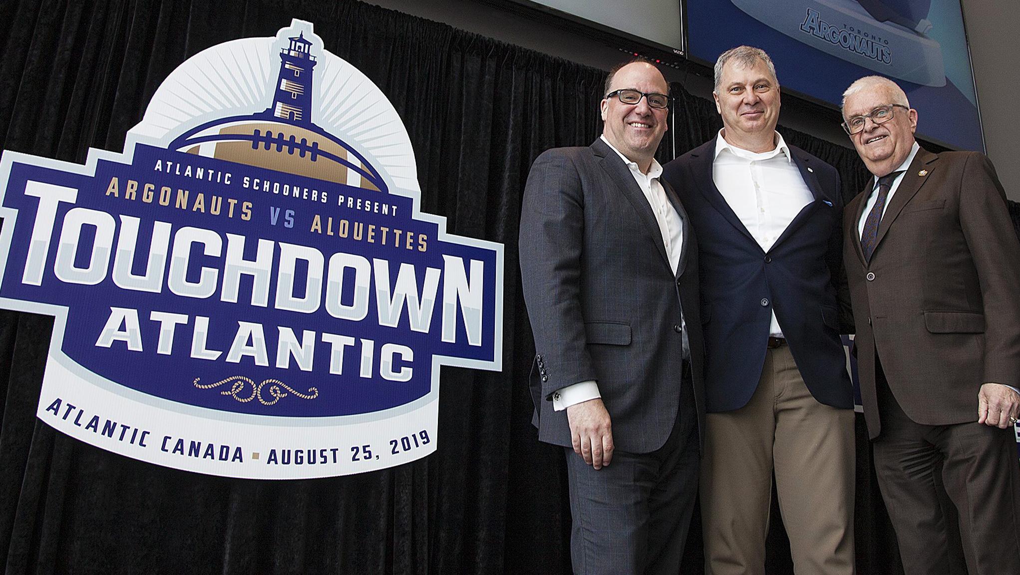 LeBlanc: TD Atlantic bringing added hype to Maritime expansion effort - CFL.ca