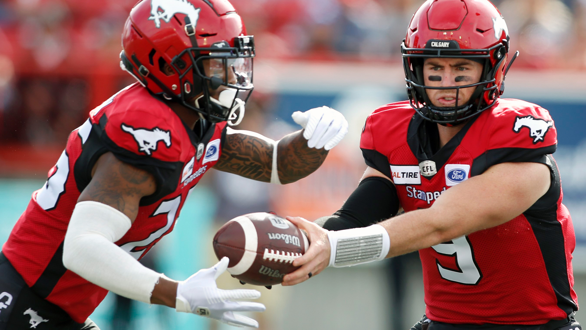 Must Watch: Stamps, Als go toe-to-toe in OT - CFL.ca