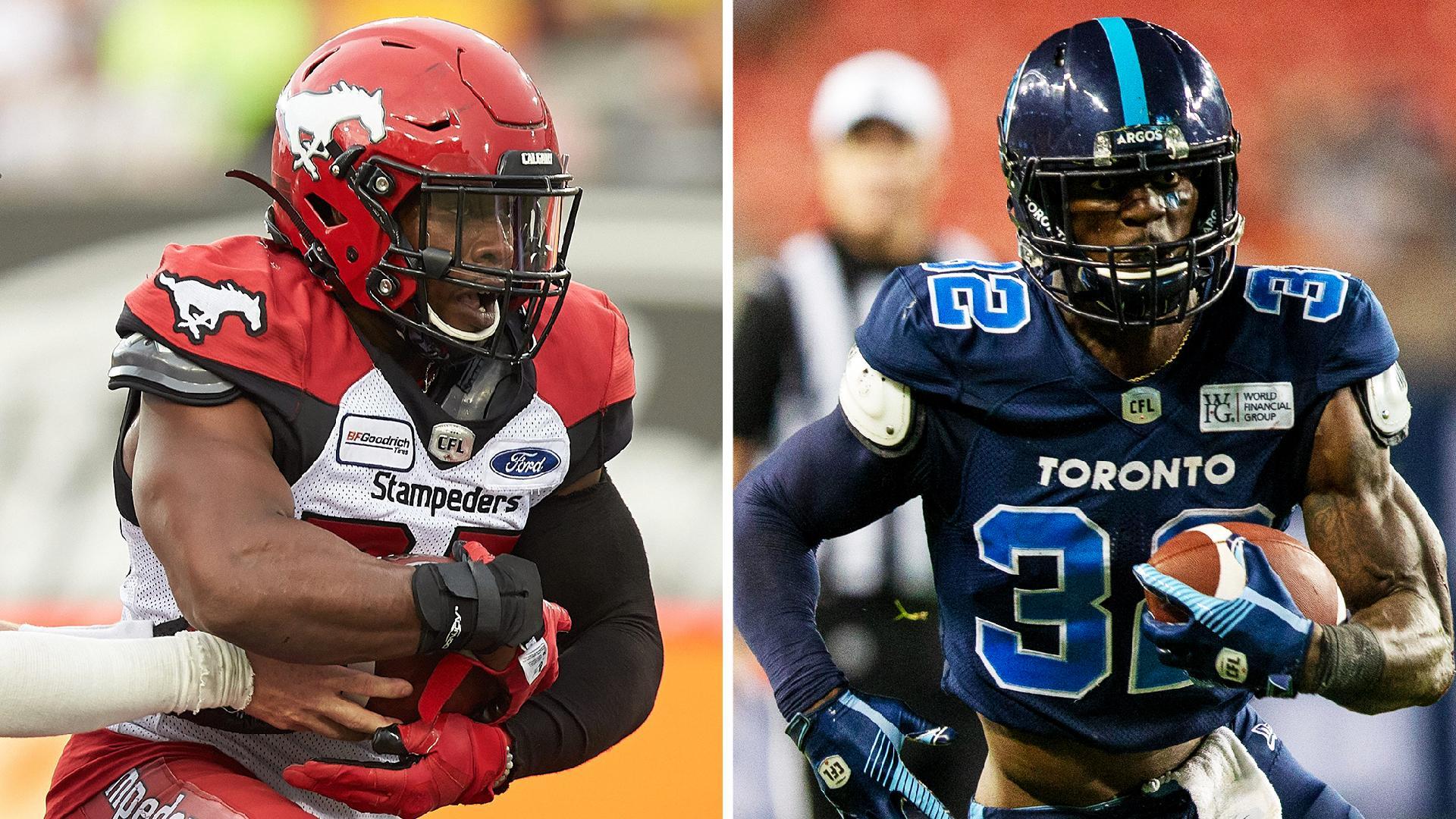 Preview: Calgary at Toronto, wk.15 - CFL.ca
