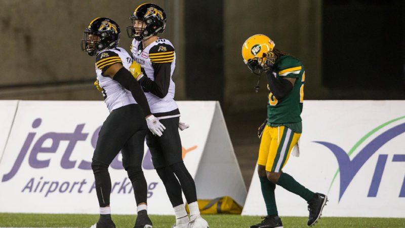 Recap: Hamilton 30, Edmonton 27