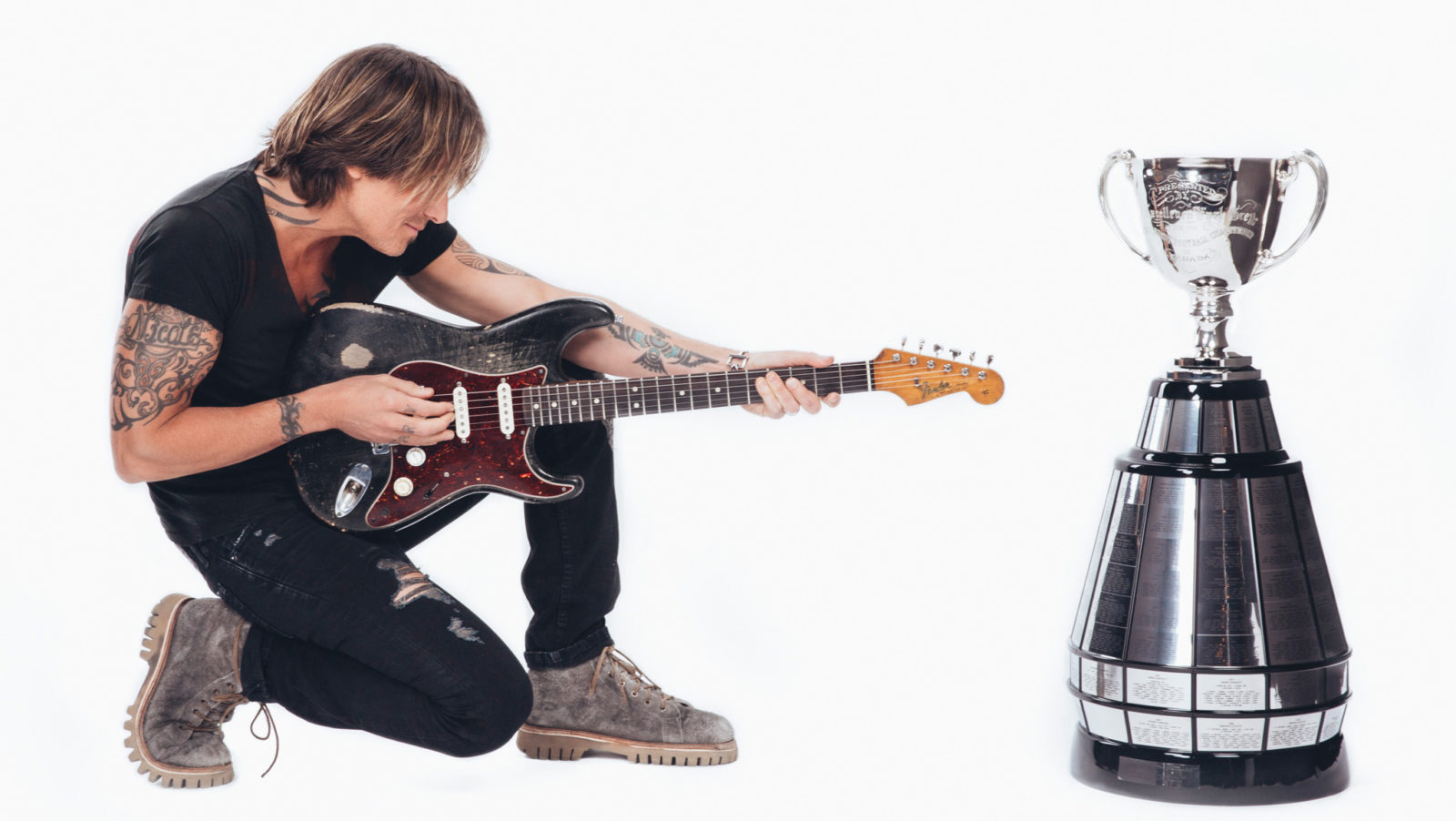 Keith Urban to take centre stage at Freedom Mobile Grey Cup Halftime Show - CFL.ca