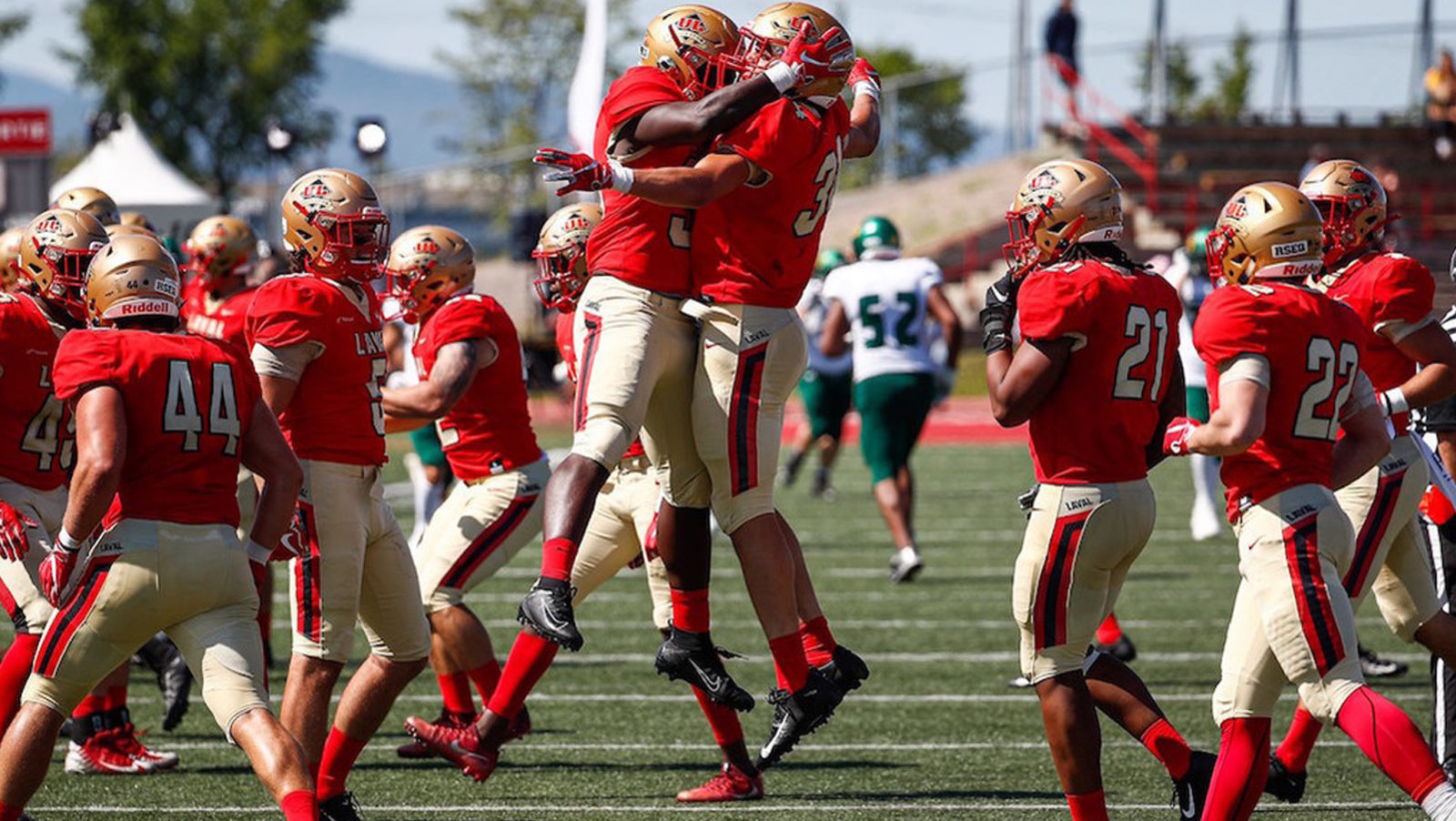 USports Top 10: Reigning Vanier Cup champion Laval unanimous