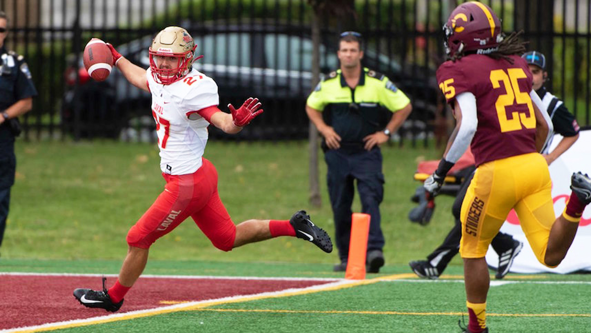 USports Top 10: Vanier Cup champion Laval once again unanimous pick at No. 1 - CFL.ca