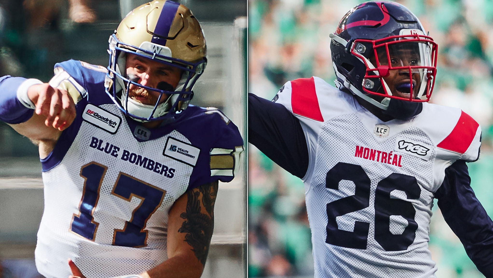 Bombers, Als set to square off in Montreal - CFL.ca