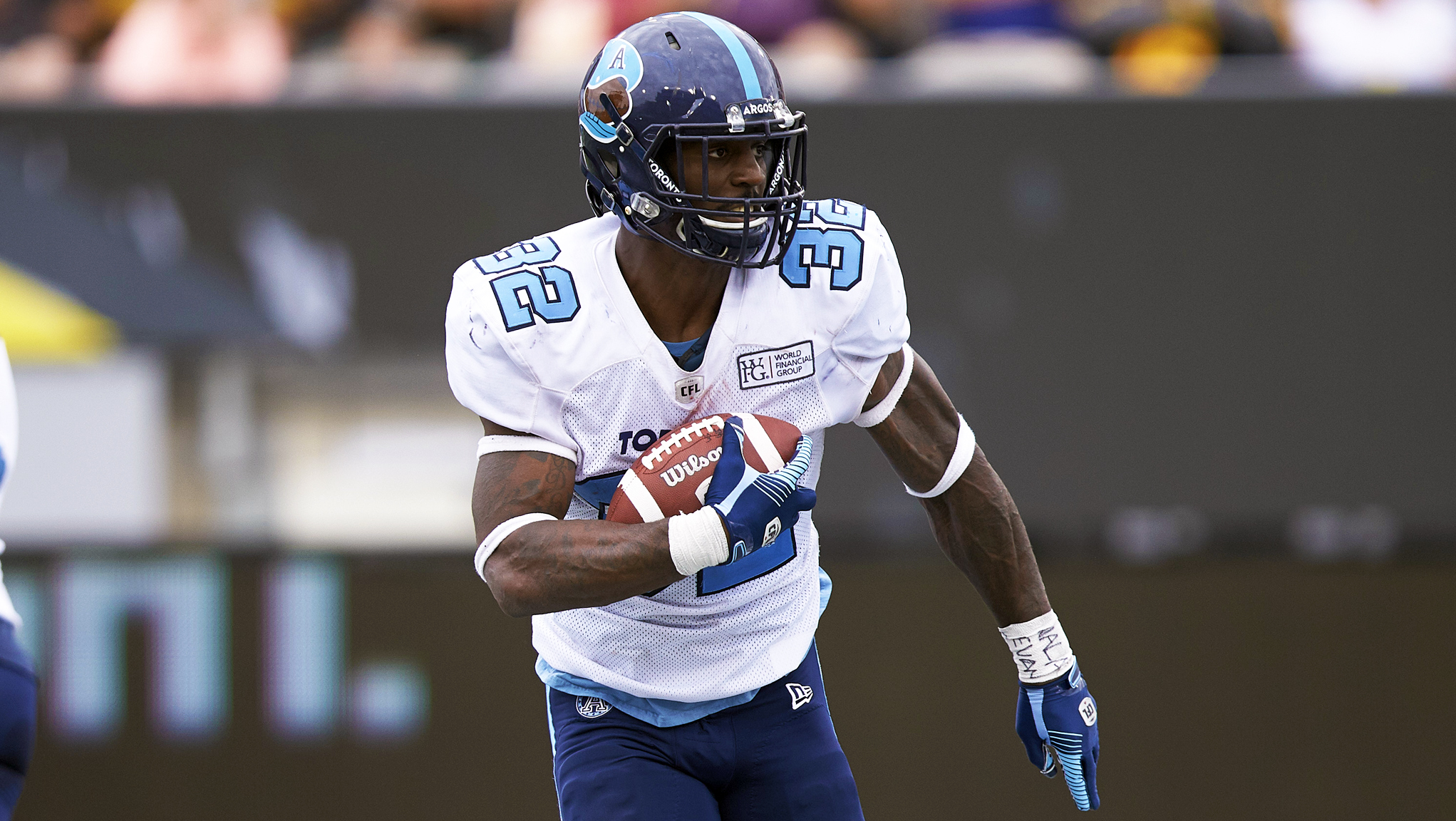 Wilder: 'Every guy in our locker room believes we have a shot' - CFL.ca