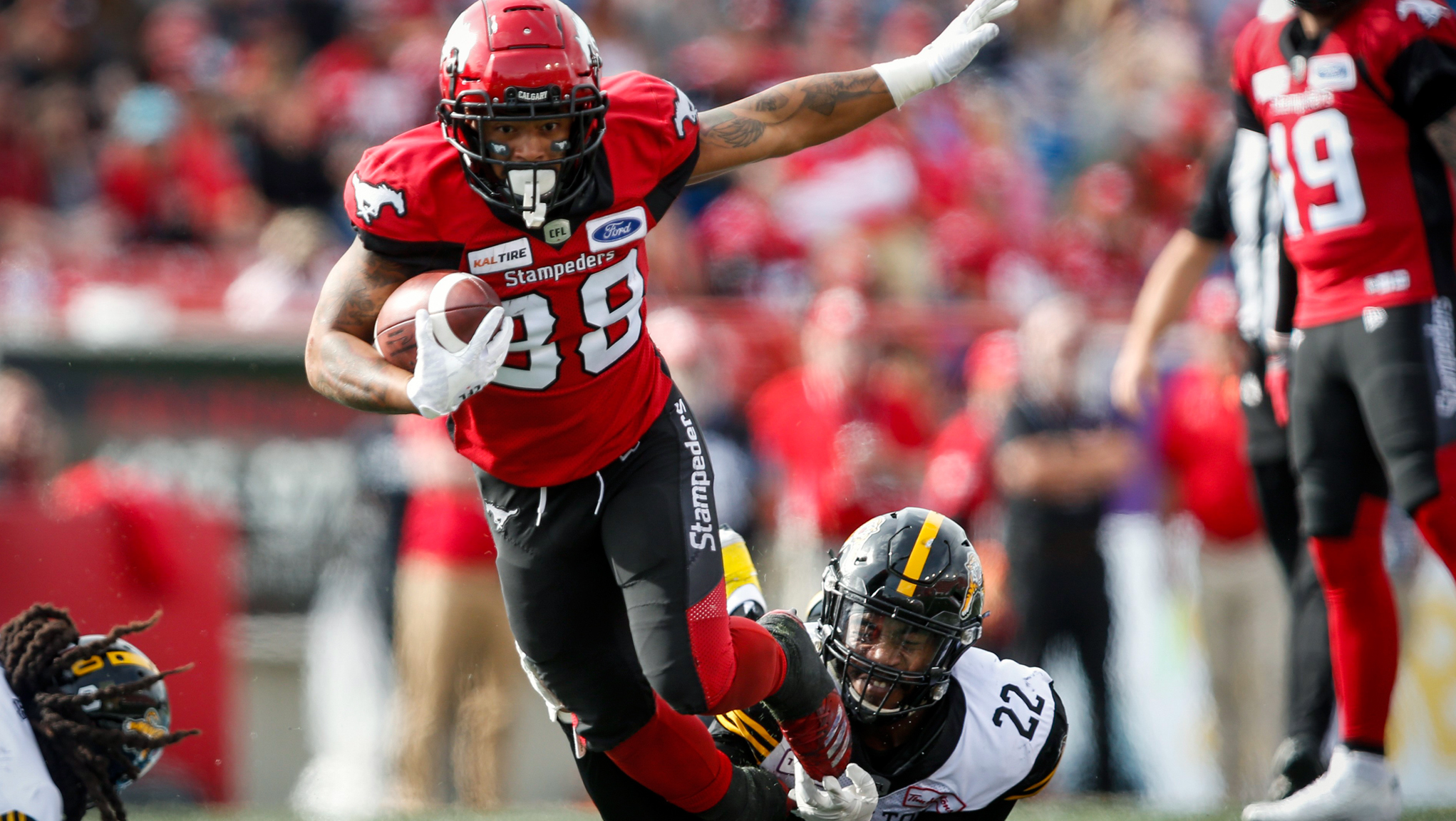 Cauz: Clutch performances nothing new for Stamps - CFL.ca
