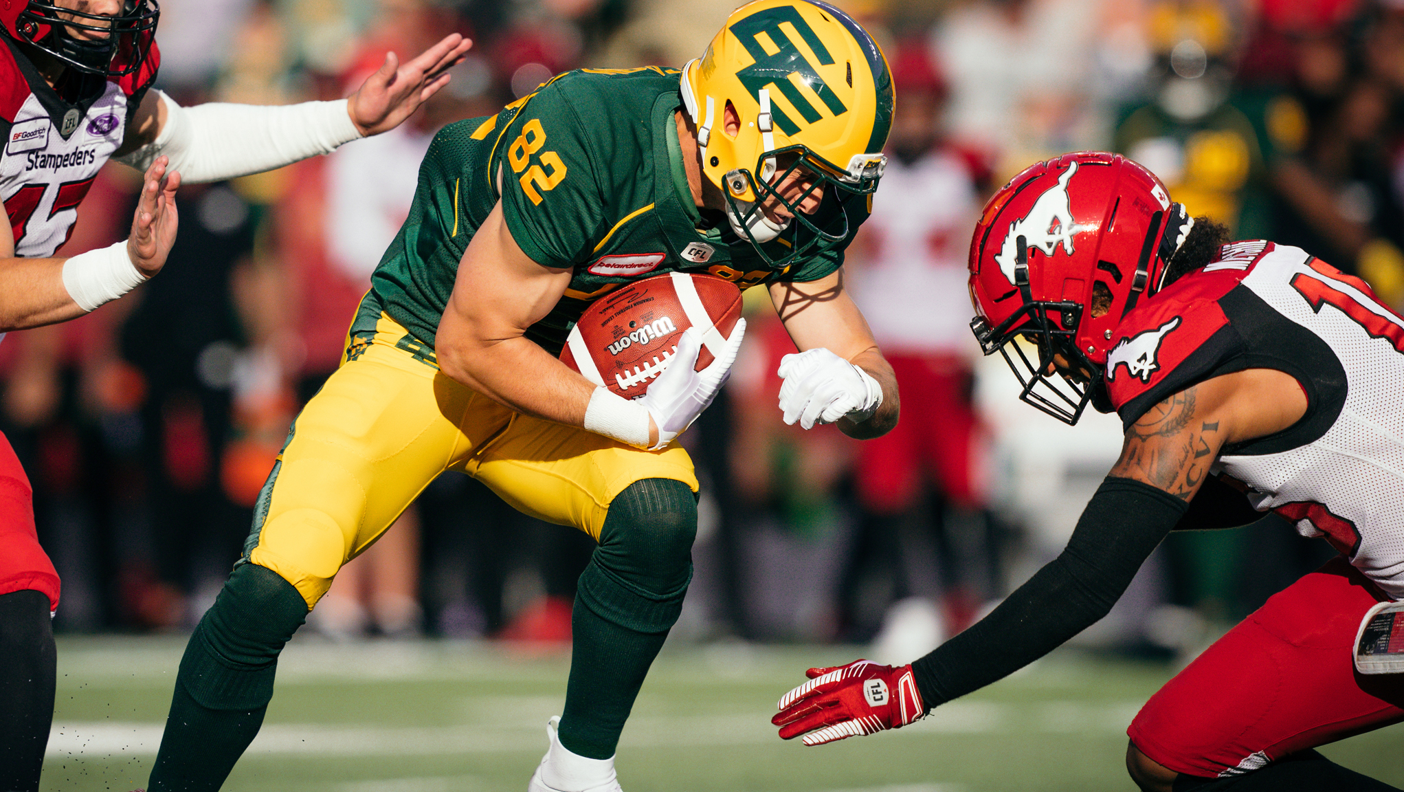 Berg vs. Ferg: Is the crossover path easier? - CFL.ca