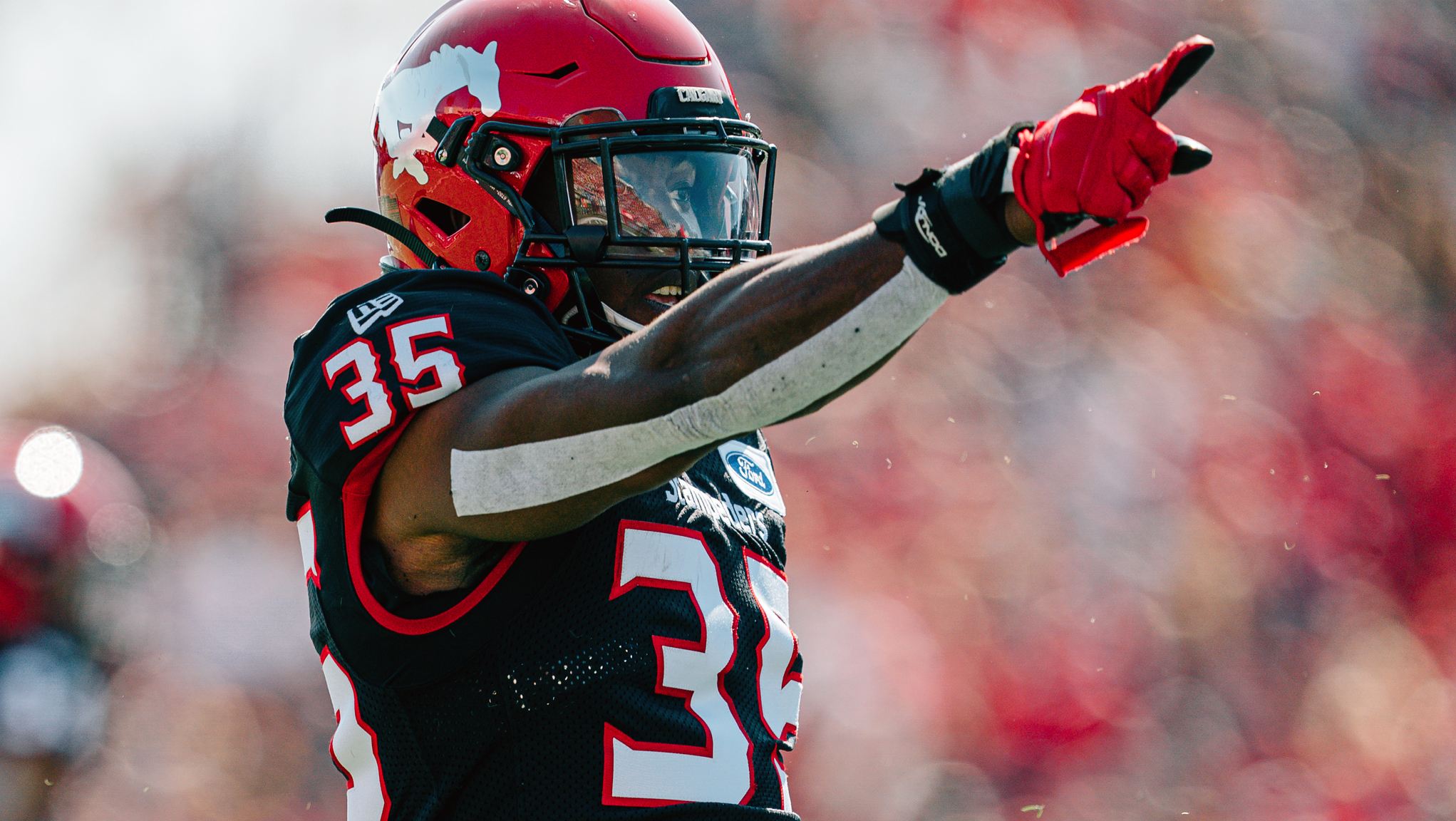 Start vs. Sit: Carey continues to rule Stamps' backfield - CFL.ca