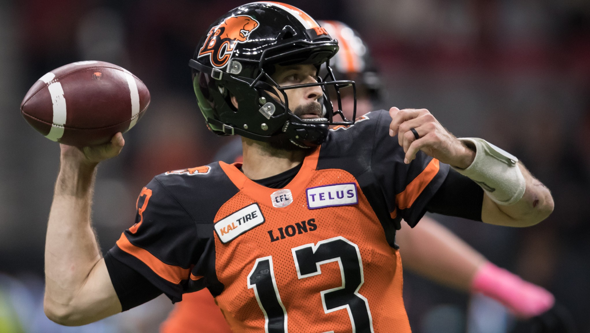 Reilly puts up career-best five TD performance - CFL.ca