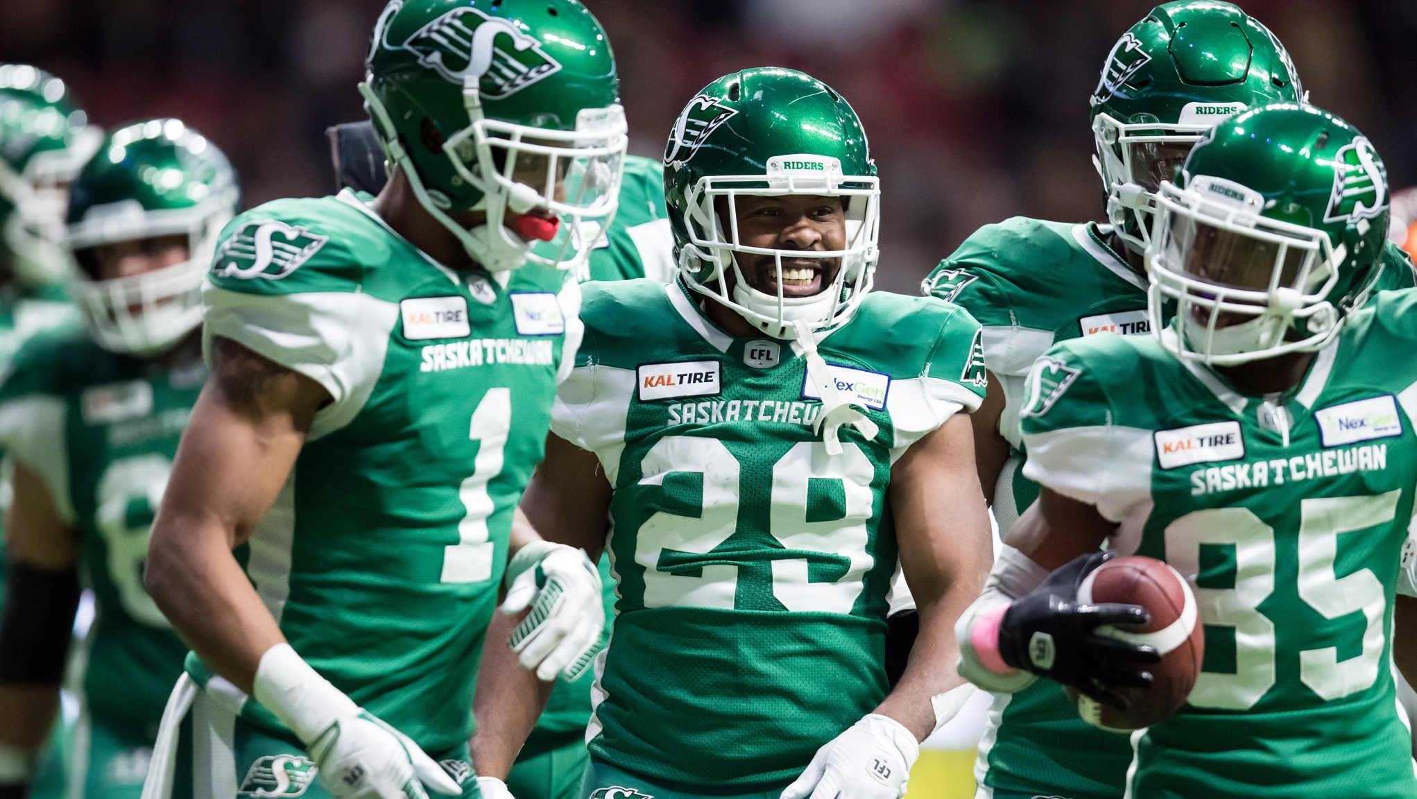Riders' quest for first continues with win over Lions