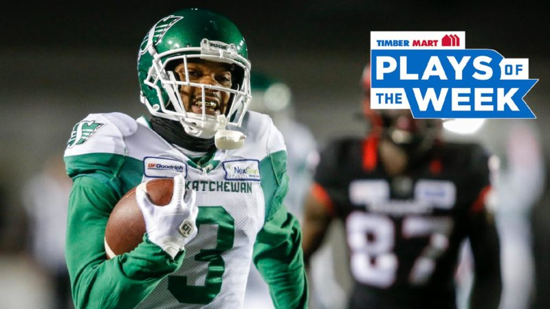 Nick Marshall grabs a spot in Timber Mart Plays of the Week