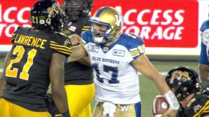 Who is the worst trash talker in the CFL?