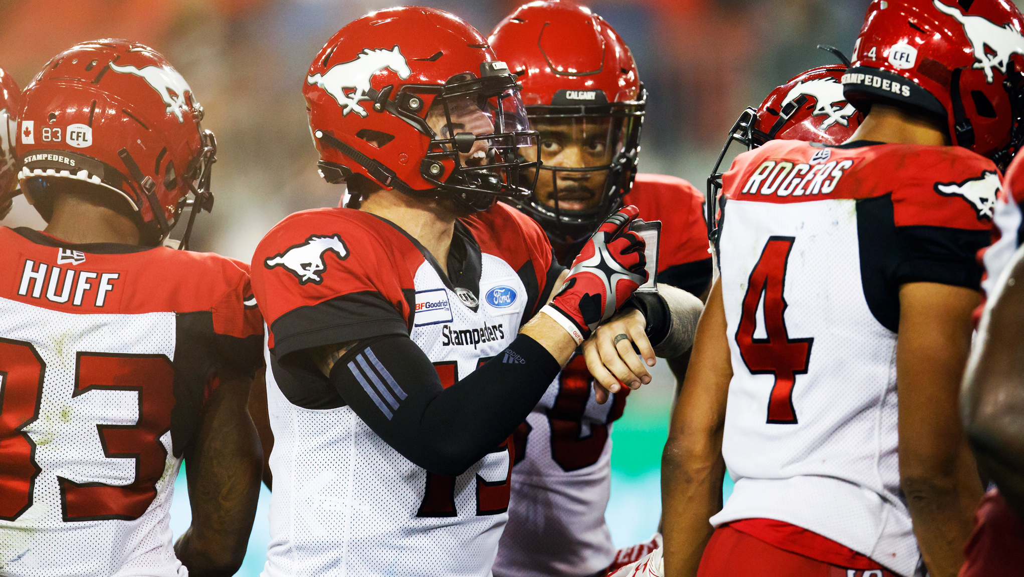 Playoff Scenarios: Stamps can clinch home playoff game - CFL.ca