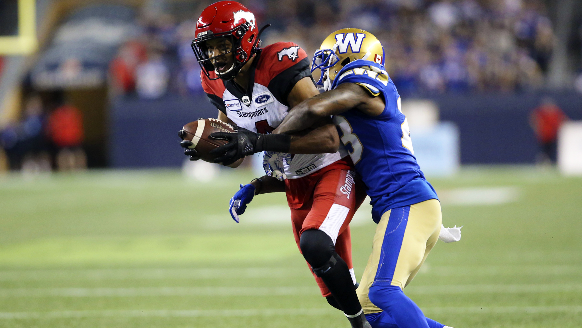 Strength of Schedule: Stamps, Bombers face off in crucial back-to-back - CFL.ca