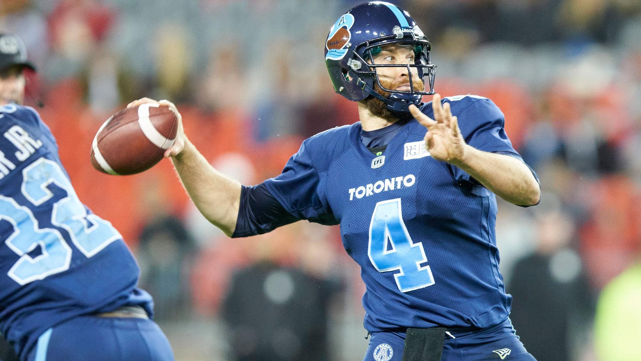 Steinberg's MMQB: Argos face crucial off-season questions - CFL.ca