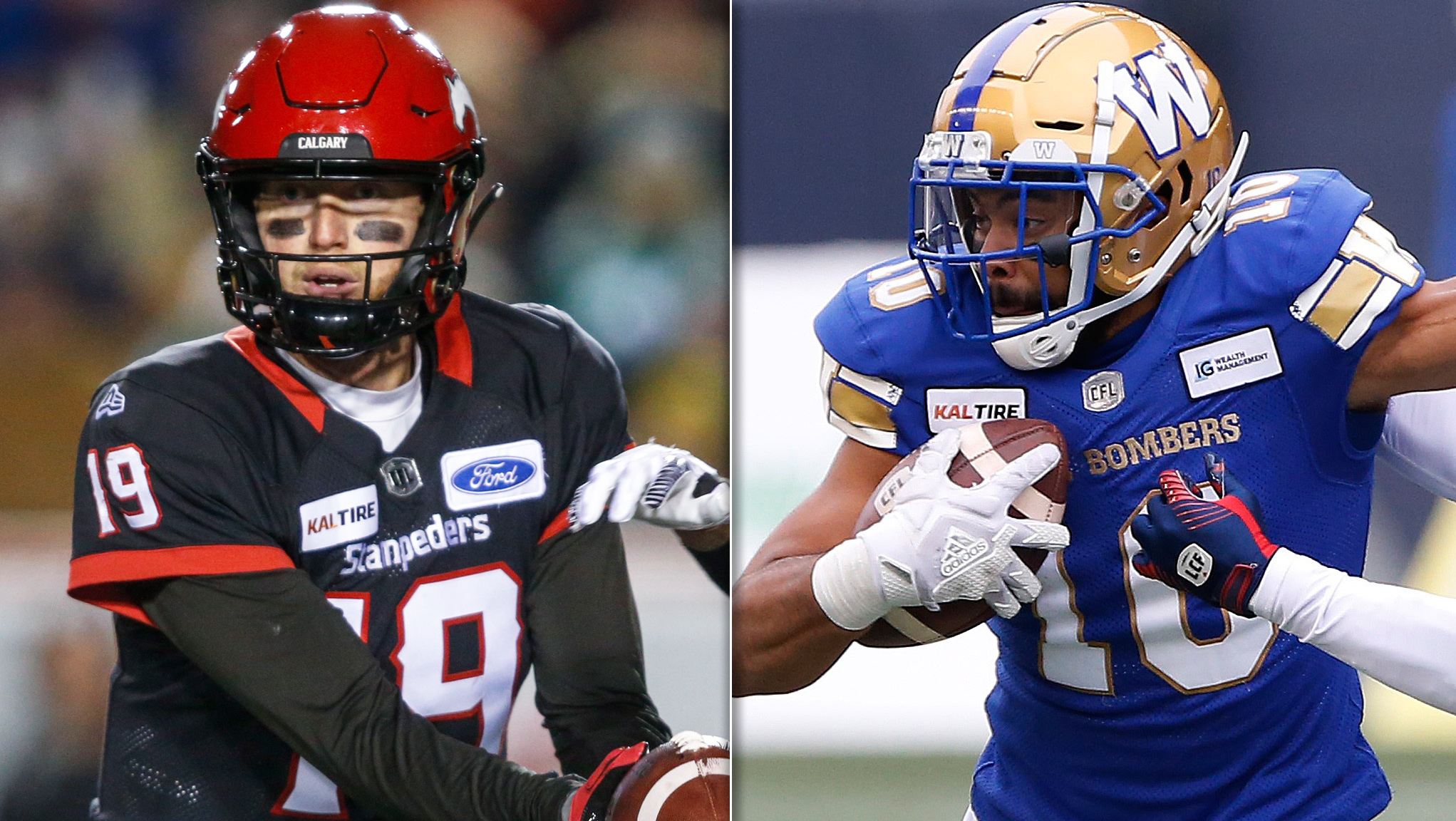 West in the balance as Stamps, Bombers clash - CFL.ca