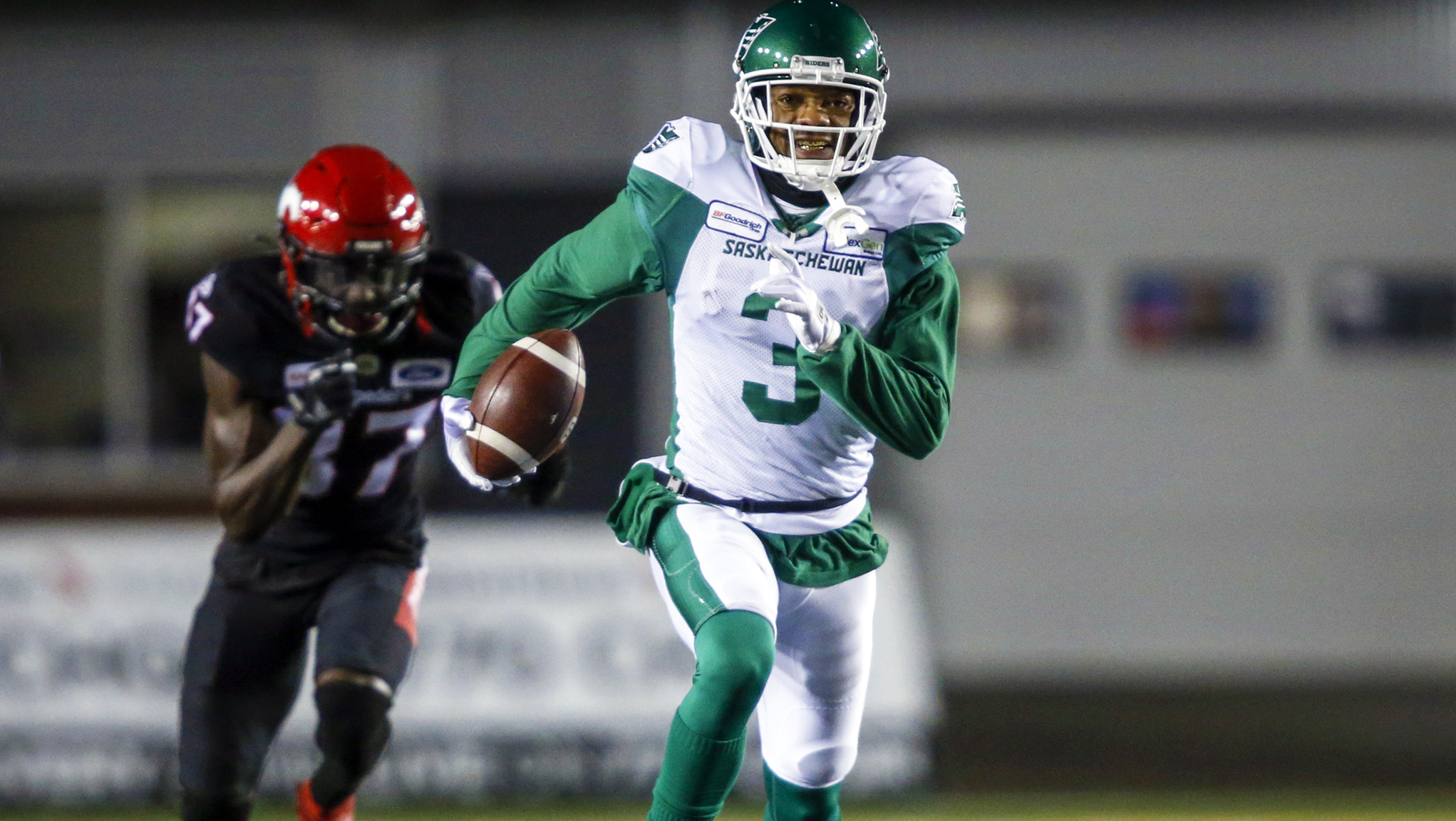CFL Simulation: Who will walk away with the West crown? - CFL.ca