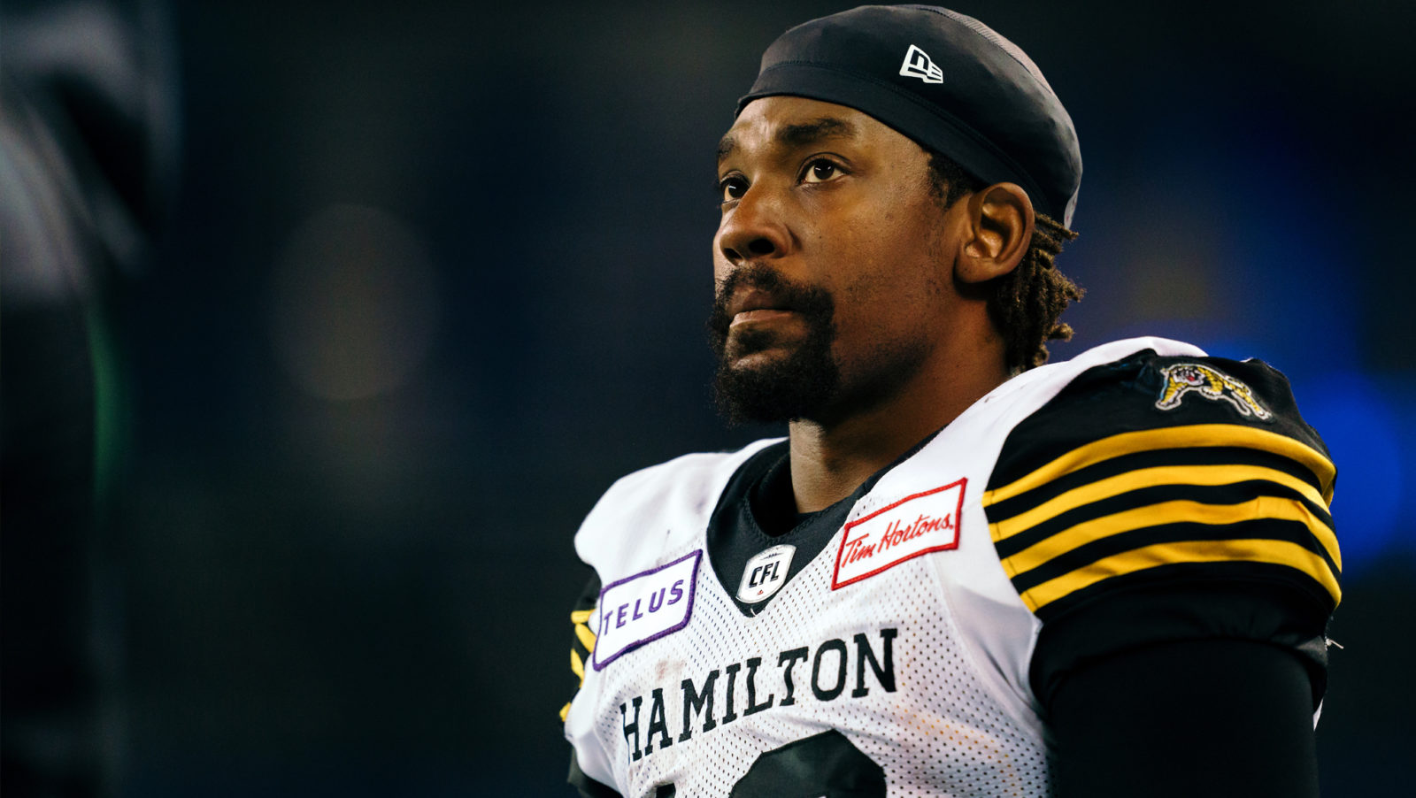 Sutton among Ticats' inactives for Eastern Final - CFL.ca