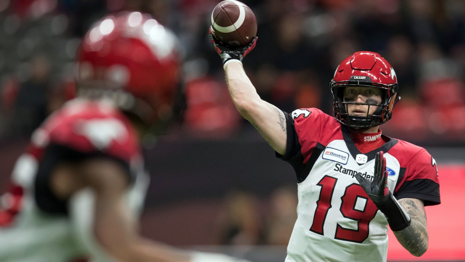 Cauz: Filling the in-between time of the off-season - CFL.ca