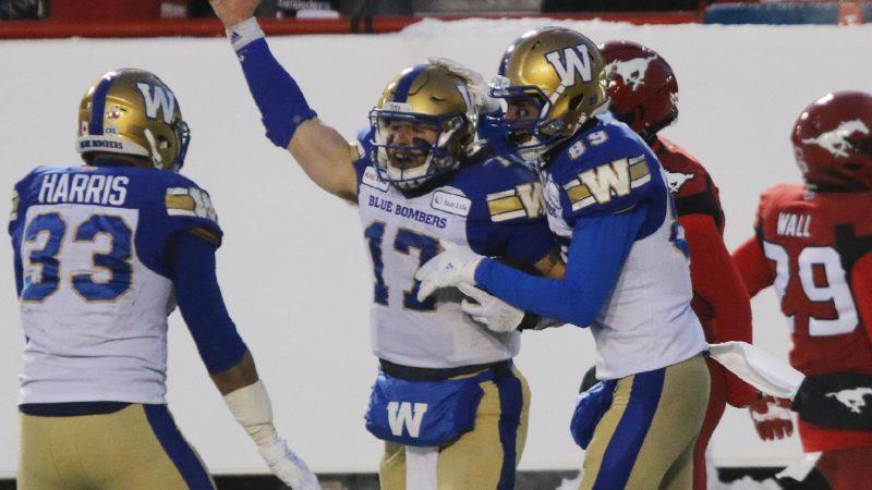 WSF Recap: Winnipeg 35, Calgary 14