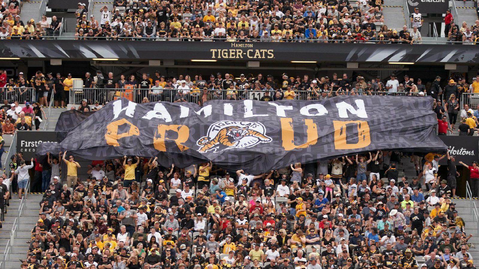 Hamilton Proud: the ultimate home field advantage - CFL.ca