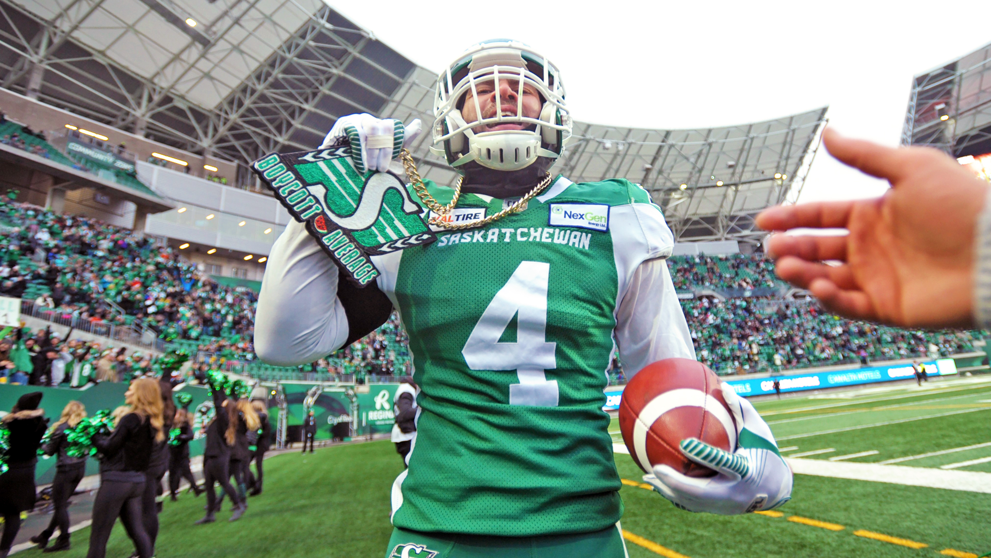 Riders roster designed to push club to the Cup
