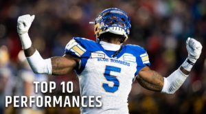 Top 10 Performances of 2019