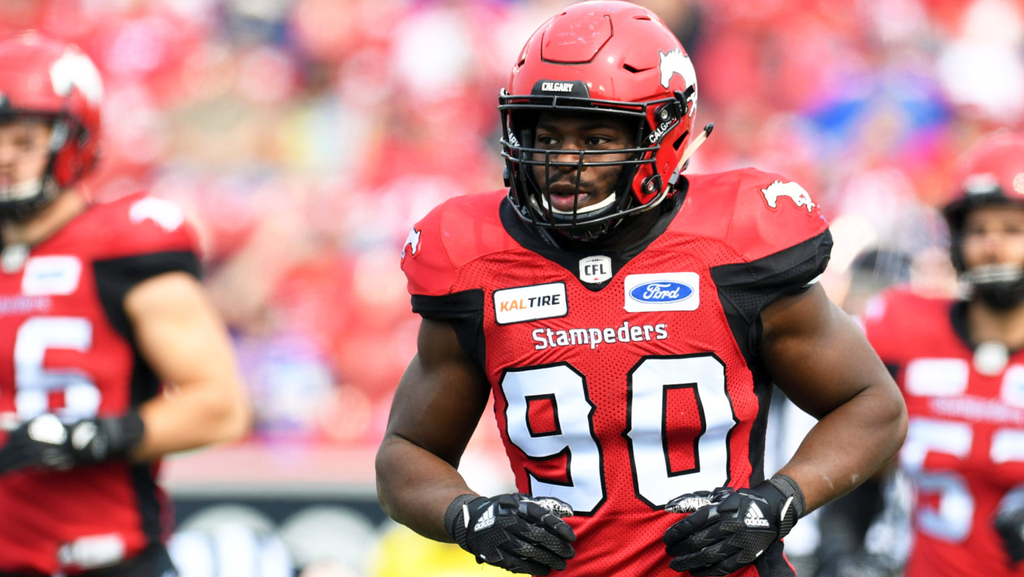 Stamps, Orimolade agree to contract extension - CFL.ca