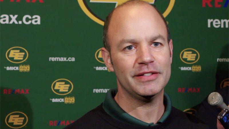 Thorpe named defensive coordinator as Esks round out coaching staff