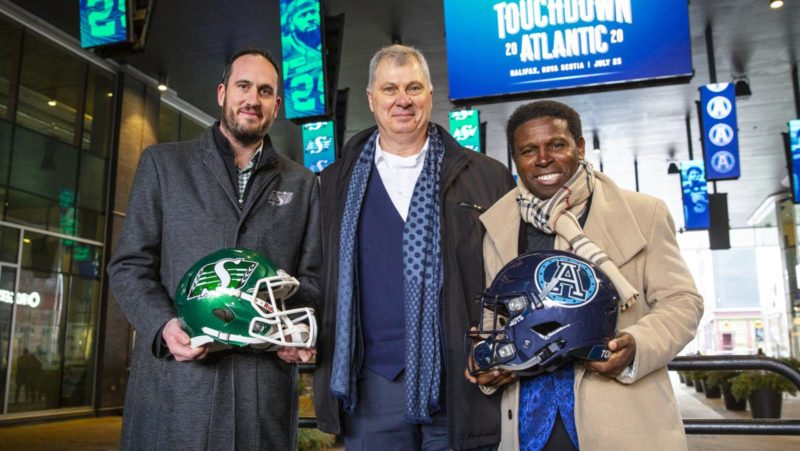 Touchdown Atlantic returns to Nova Scotia in 2020