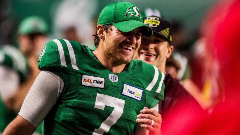 Matt Smith/CFL.ca