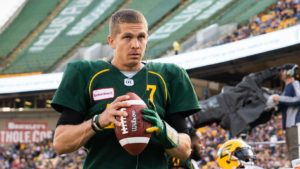 Harris growing into next great Esks QB