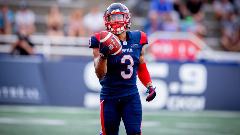Dominick Gravel/Montreal Alouettes