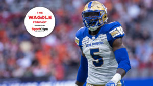 The Waggle Extra: Jefferson on his decision to stay in WPG
