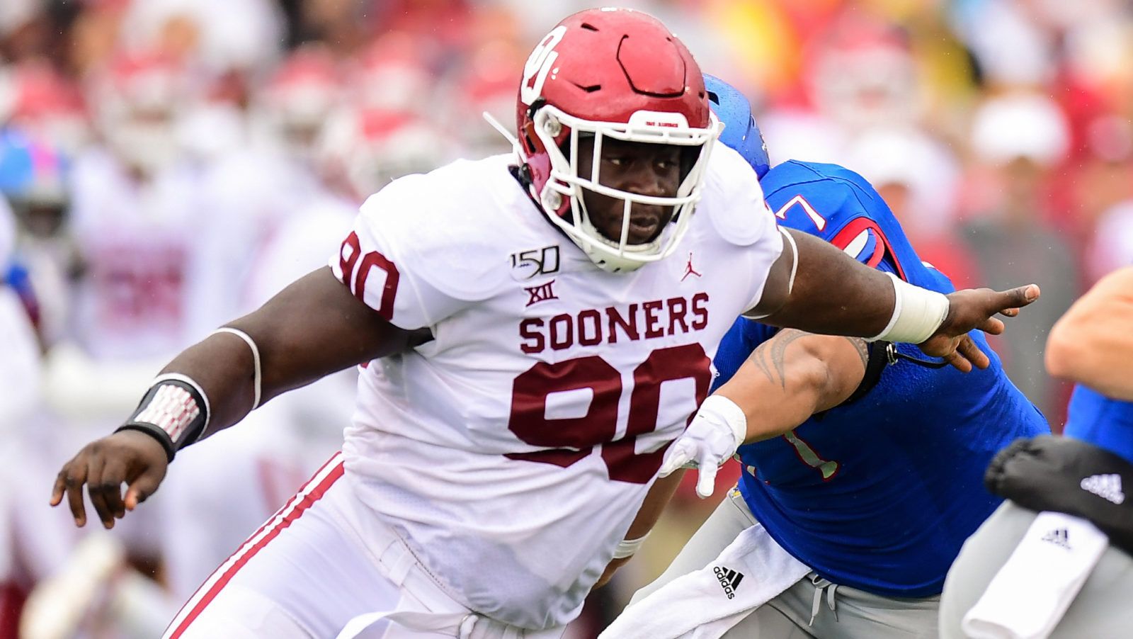 Riders select top-ranked Neville Gallimore with last pick ...