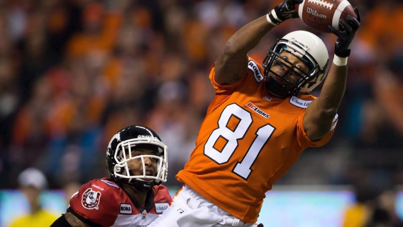CFL Encore: Milt and Geroy on their record-setting games