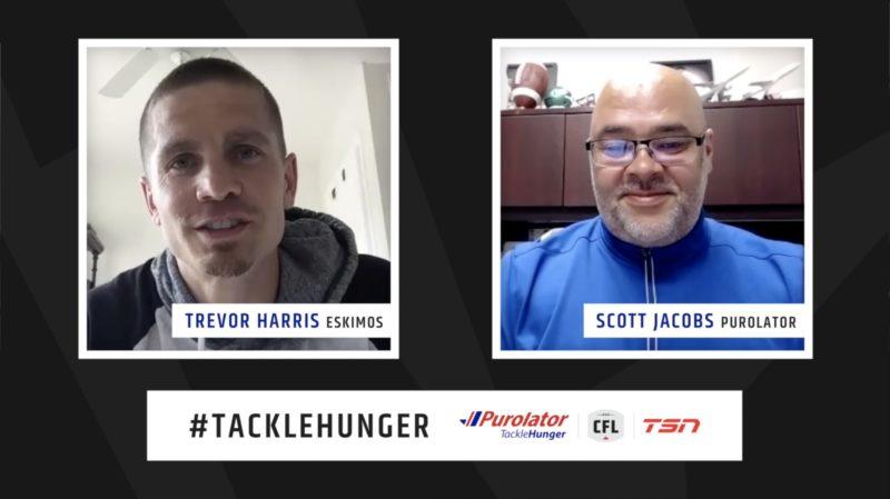 #TackleHunger: Scott Jacobs' inspiring story