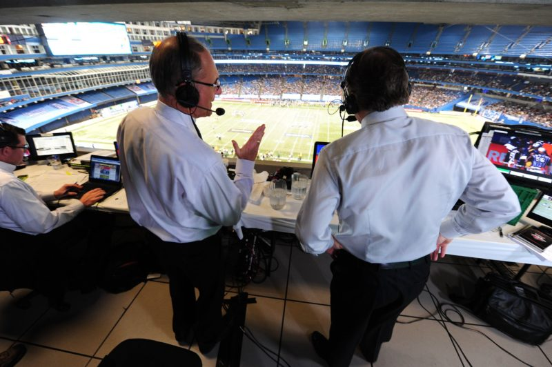 O'Leary: Chris Cuthbert on his Top-10 calls and a career behind the mic