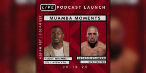 Georges St-Pierre set to appear on Muamba Moments
