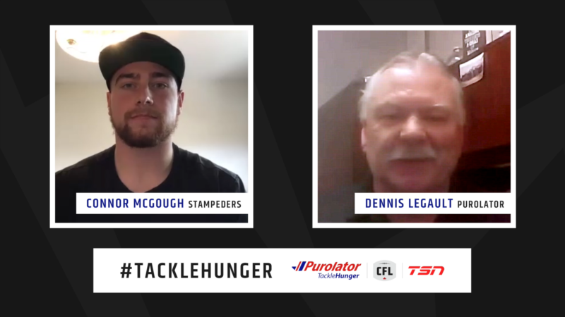 #TackleHunger: Volunteering runs in the family