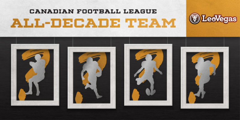 CFL All-Decade Team – Vote Now!