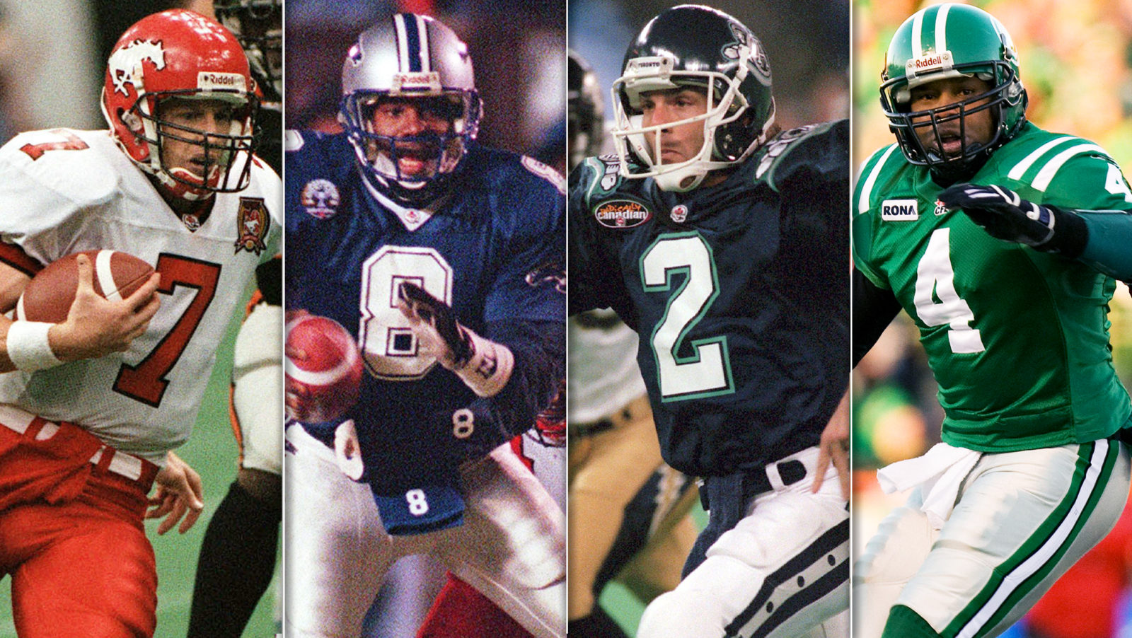 Former teammates, coaches reunite virtually in new content series - CFL.ca