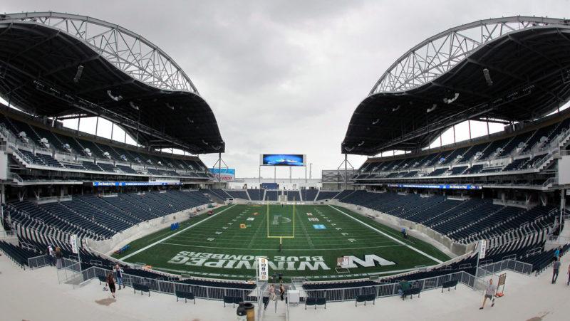 Winnipeg Named Tentative Hub City