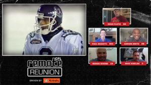 Remote Reunion: 1996 Toronto Argonauts