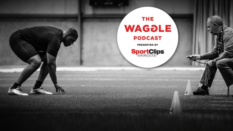 The Waggle, Ep.222: What it takes to stay in football shape