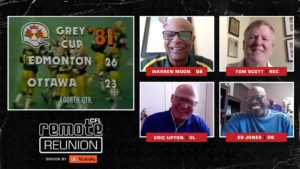 Remote Reunion: 1981 Edmonton Football Team