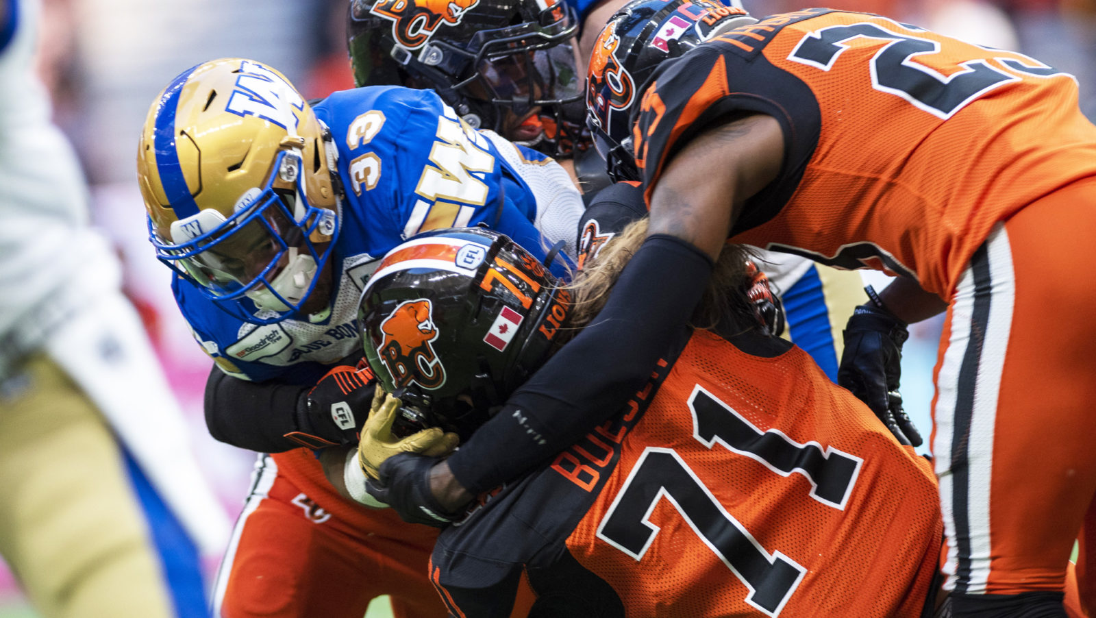 Playoff Rivals: A look at the history of the Lions, Bombers