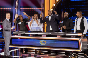 Survey says… Campbell family plays Family Feud Canada